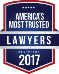 Americas Most Trusted Lawyers Badge